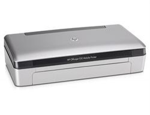 Officejet 100 Mobile Printer+battery